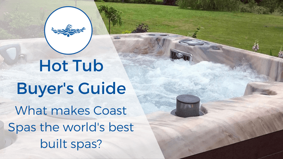 best built hot tubs
