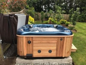 Coast Spa hot tub