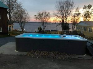 swim spa for sale
