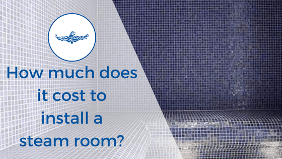 cost to install a steam room