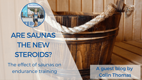 saunas on endurance training