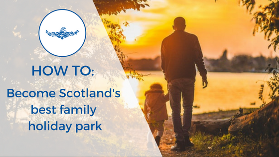 Scotland's best family holiday park