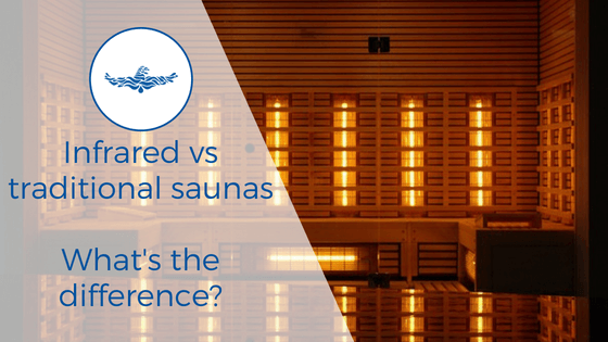 infrared vs traditional saunas
