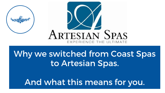 Coast and Artesian spas