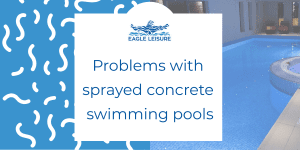 problems with concrete pools