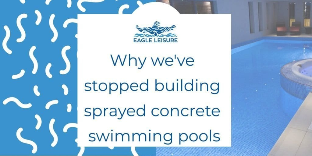 stopped building concrete pools